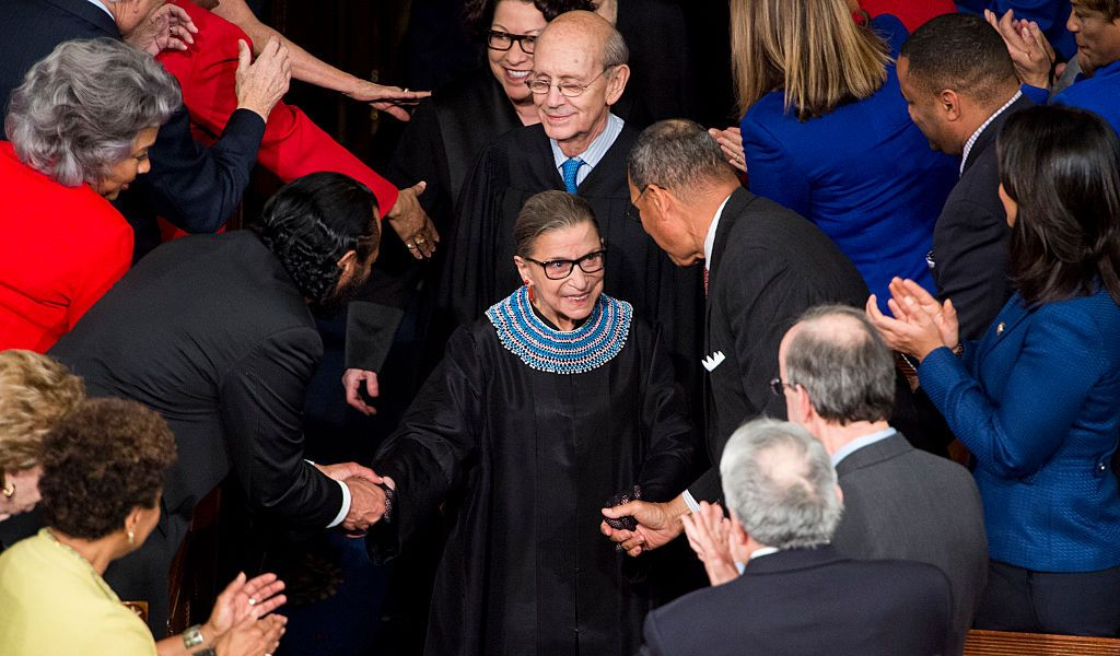 Hey Dudes, You Owe Ruth Bader Ginsburg Your Freedom, Too