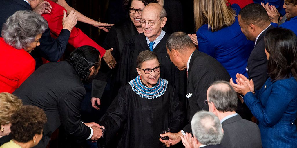 Supreme court justice ruth bader ginsburg arrives for news photo 1600606978.jpg?crop=1xw:0