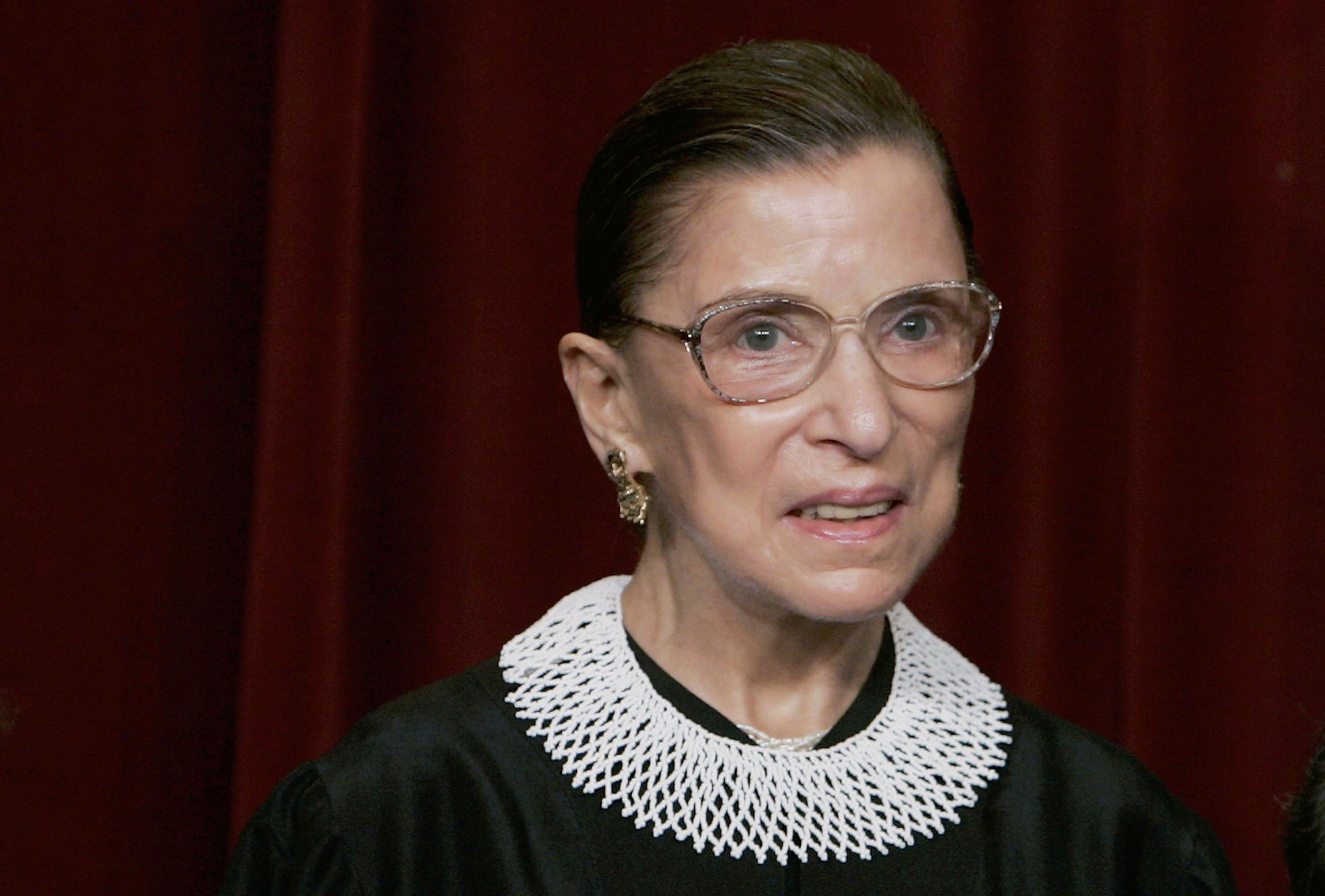 Justice Ruth Bader Ginsburg, Trailblazing Feminist and Legal Icon, Has Died