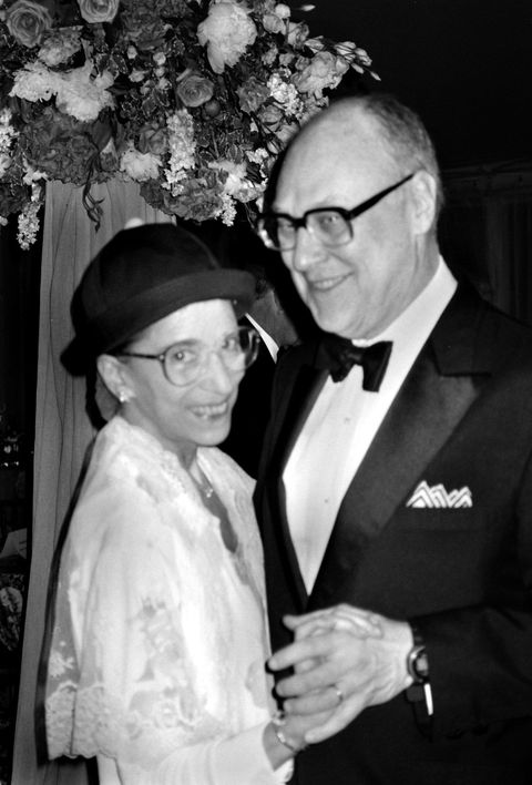 Ruth Bader Ginsburg And Martin S Love Story How Rbg Met Her Husband