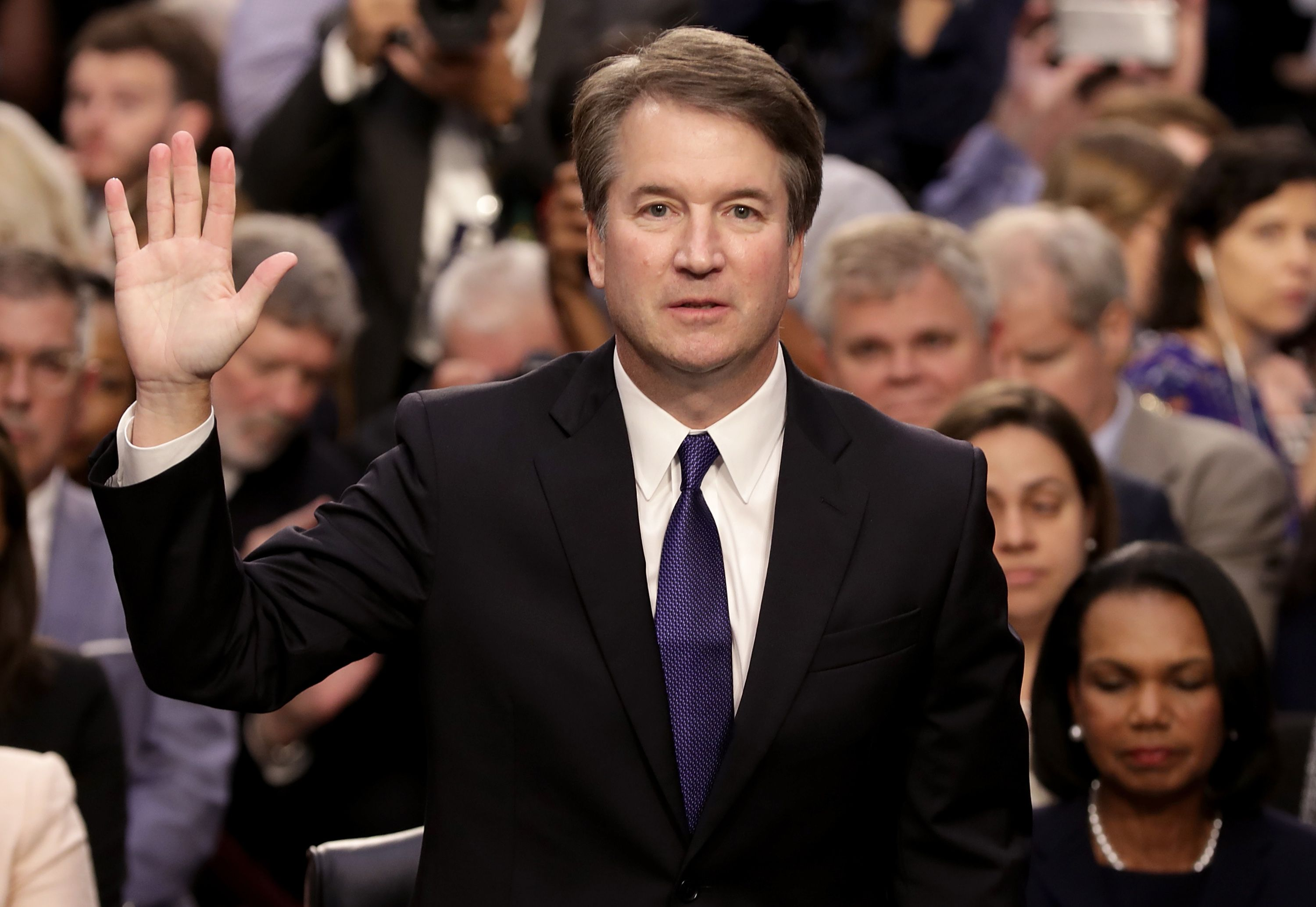 Presidential Candidates Call For Brett Kavanaugh's Impeachment After New Report Of Sexual Misconduct