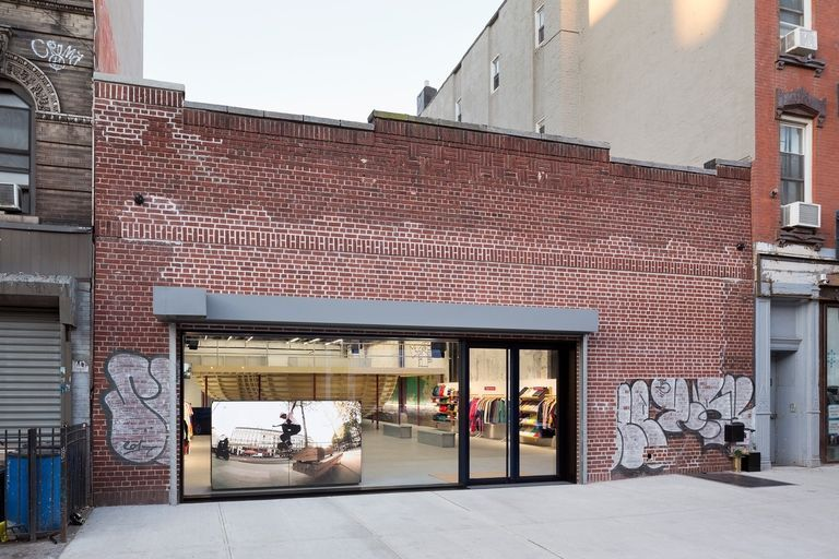 supreme, brooklyn, nueva york, streetwear, urbana, moda, tienda, flagship, Manhattan, new york, tiendas molan nueva york