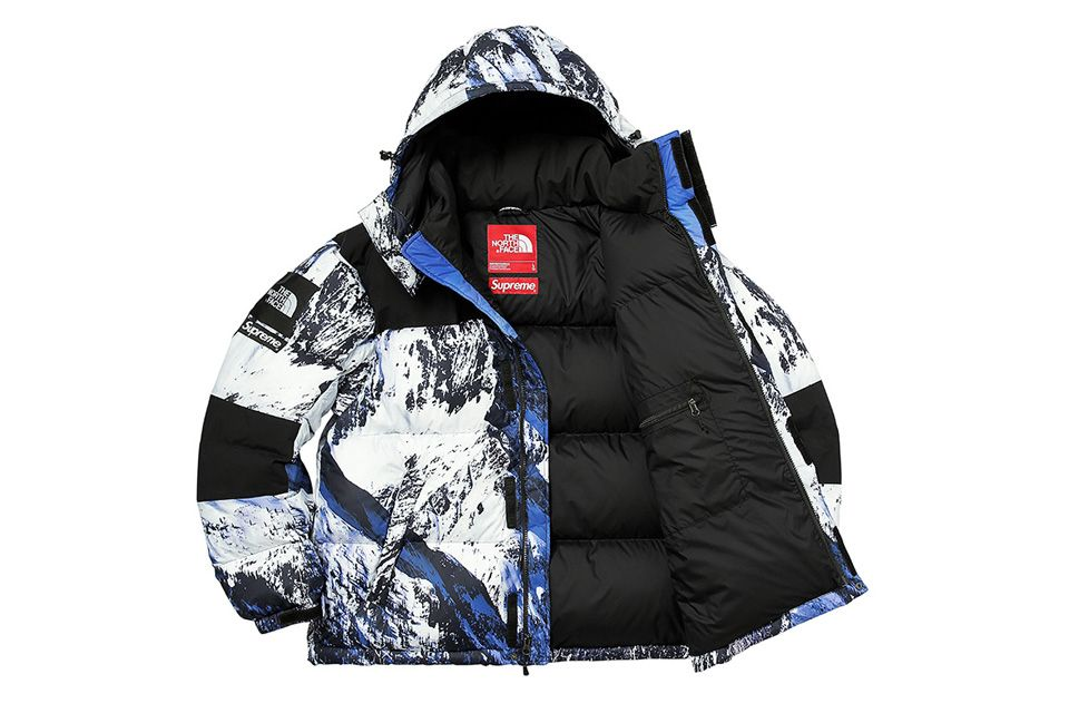 chaquetas north face supreme