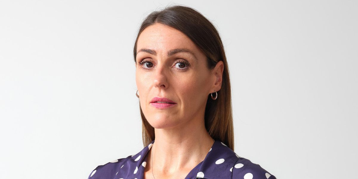 Suranne Jones opens up about how her own experience of a breakdown inspired I Am Victoria