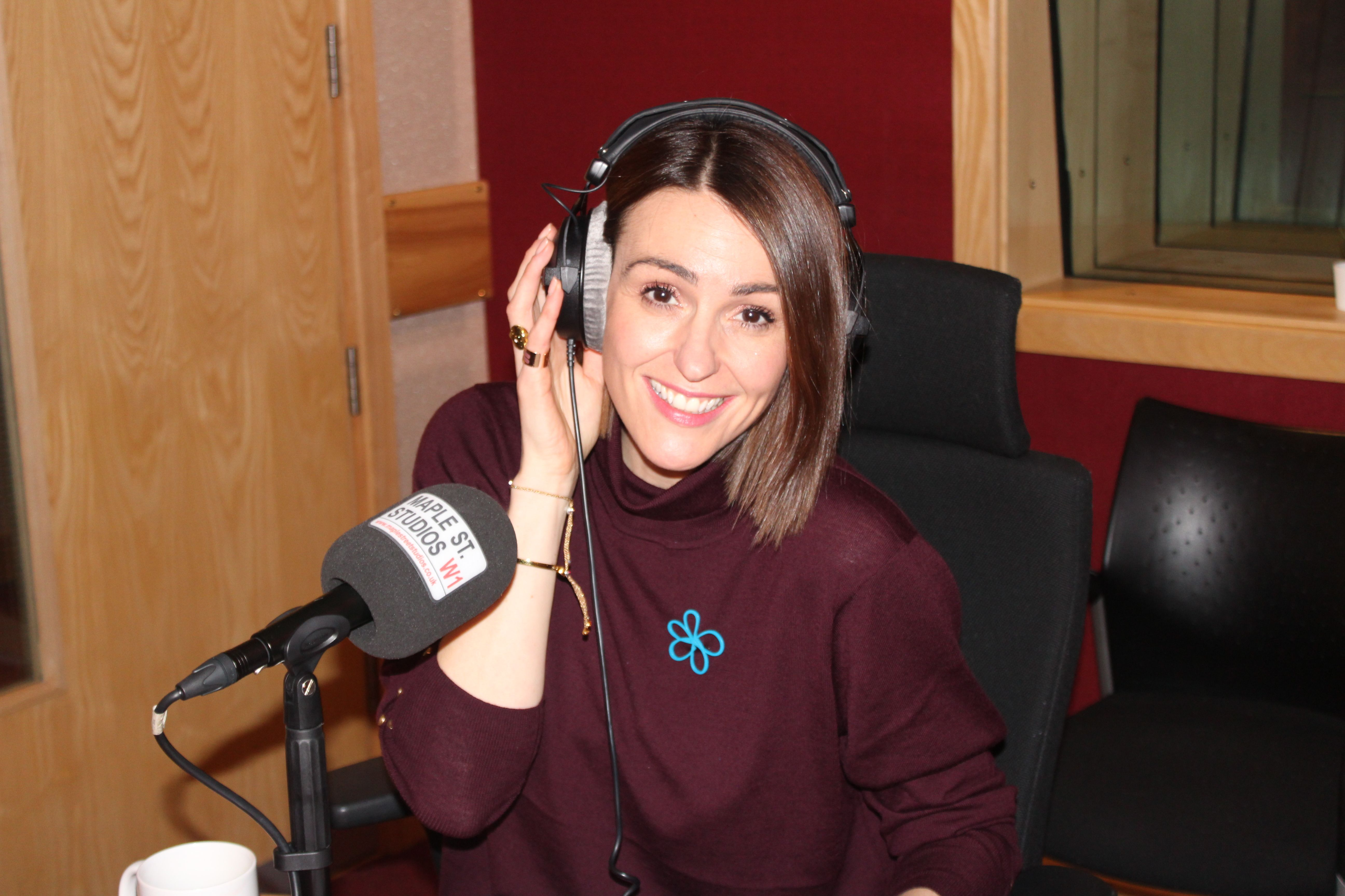 Suranne Jones announces she's taking on a gruelling physical challenge