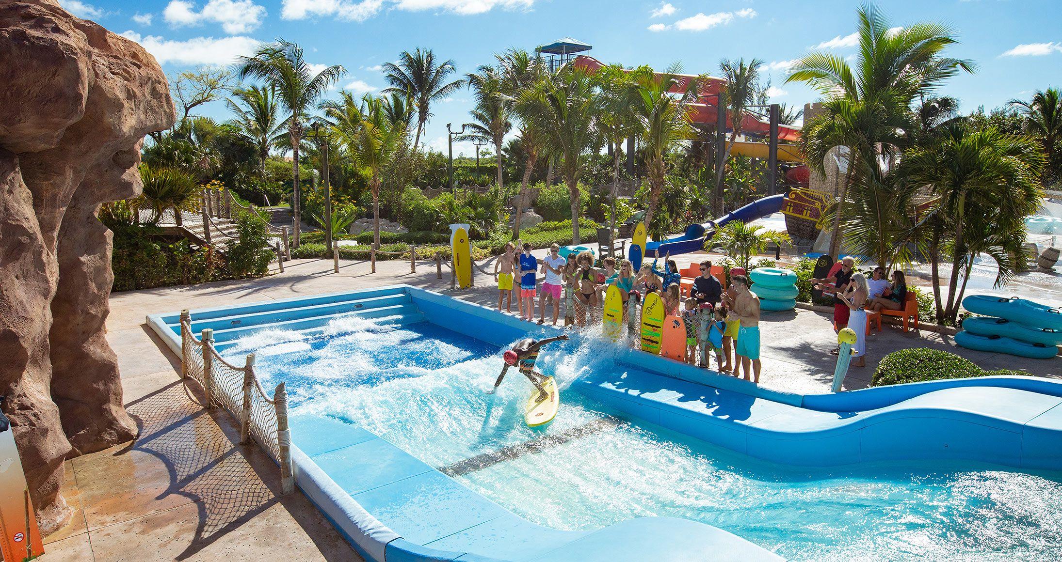 Beaches Turks & Caicos Resort Villages & Spa — Turks and Caicos