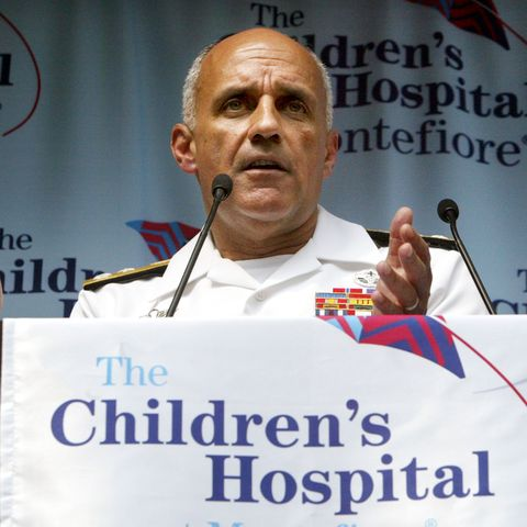 EXCLUSIVE: Former Surgeon General Says Medical Exemptions for Vaccines Are Necessary But Rare