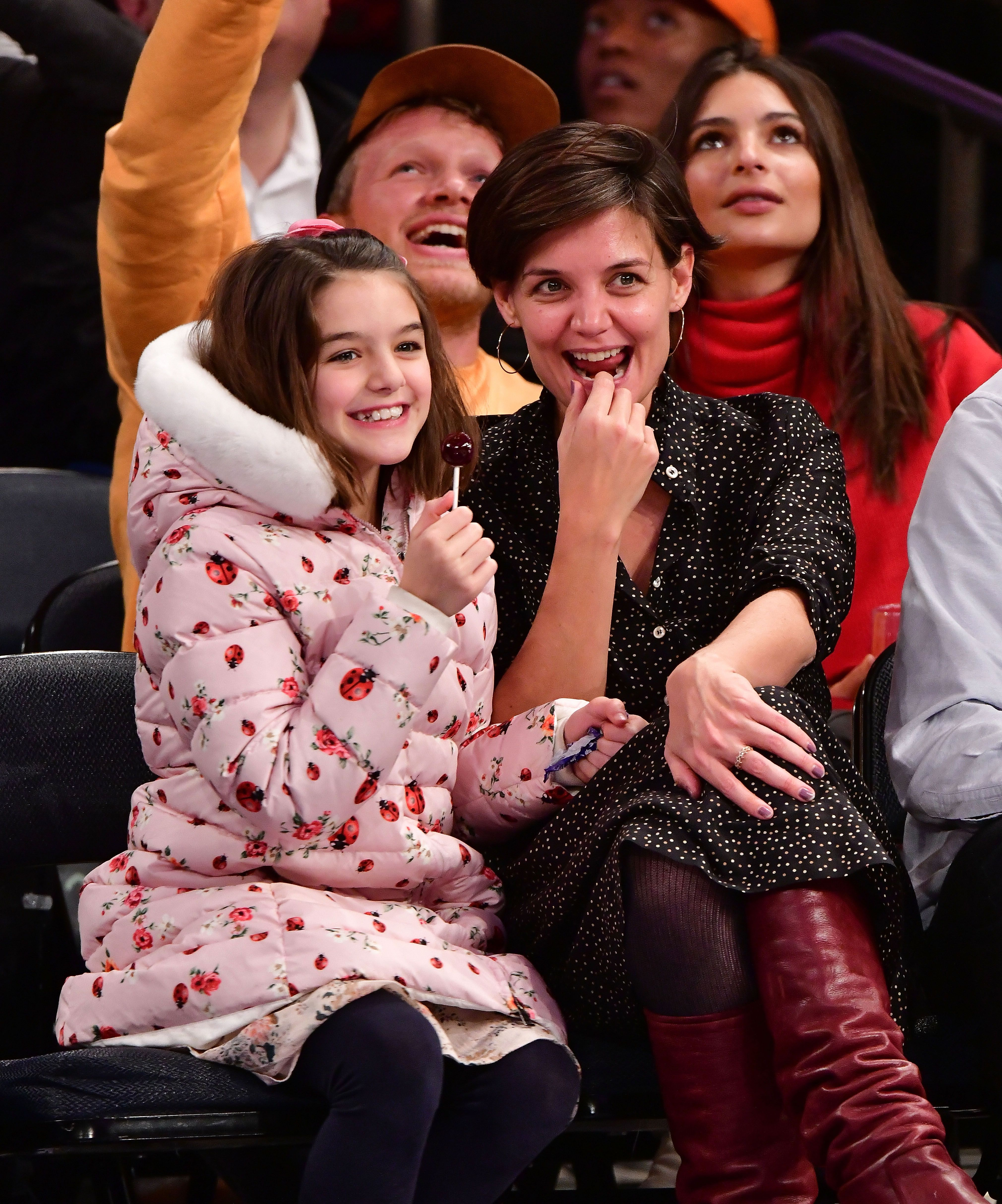 Katie Holmes on What 13-Year-Old Suri Cruise Is Like: 'She's Always Been a Strong Personality'