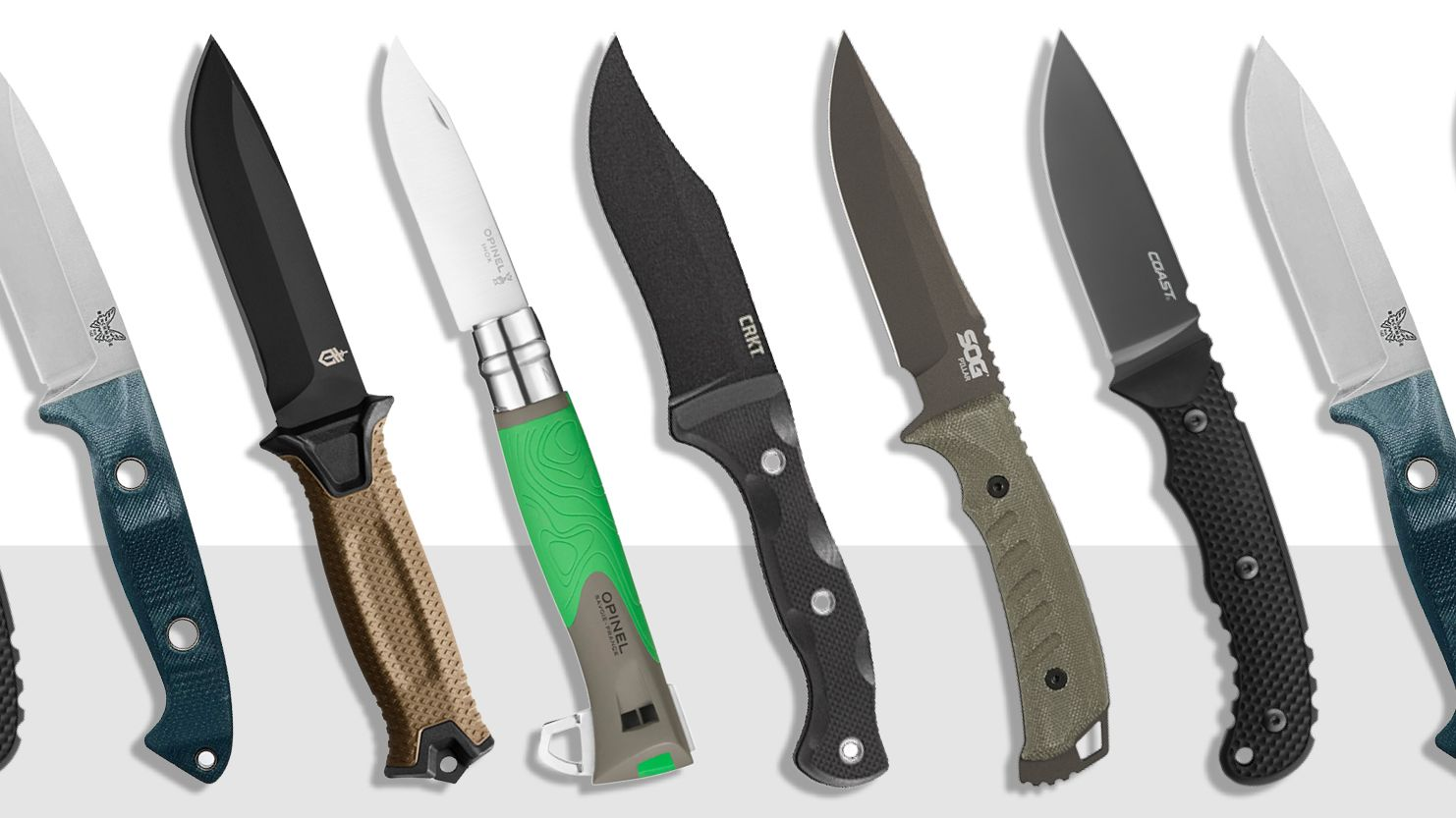 The Best Survival Knives to Get You Through Any Adventure or Disaster