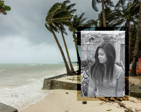 True Story: I Survived a Typhoon