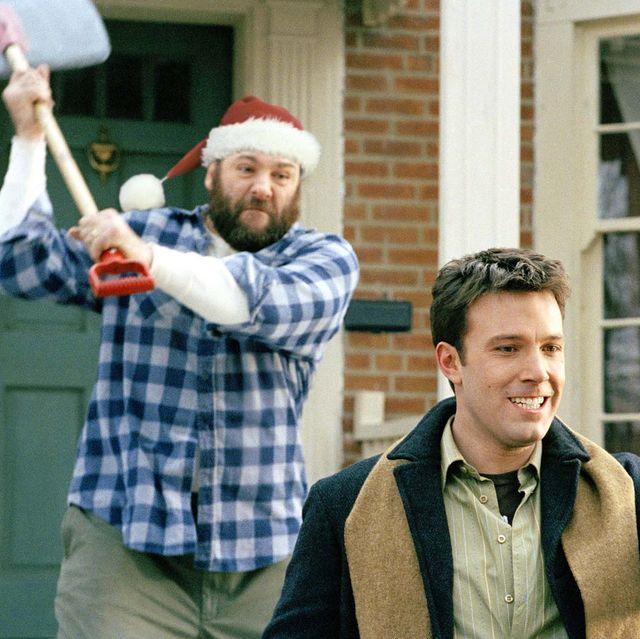 ben affleck in surviving christmas
