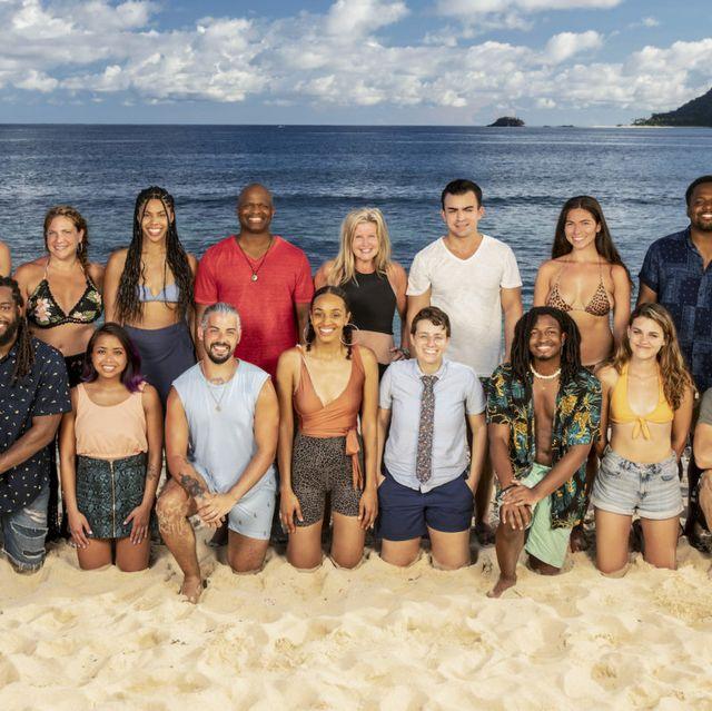 survivor season 41 cast