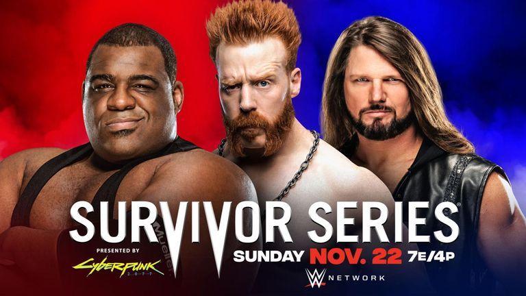 Survivor Series 2020: Spoiler On Team Captain Of WWE Raw 1