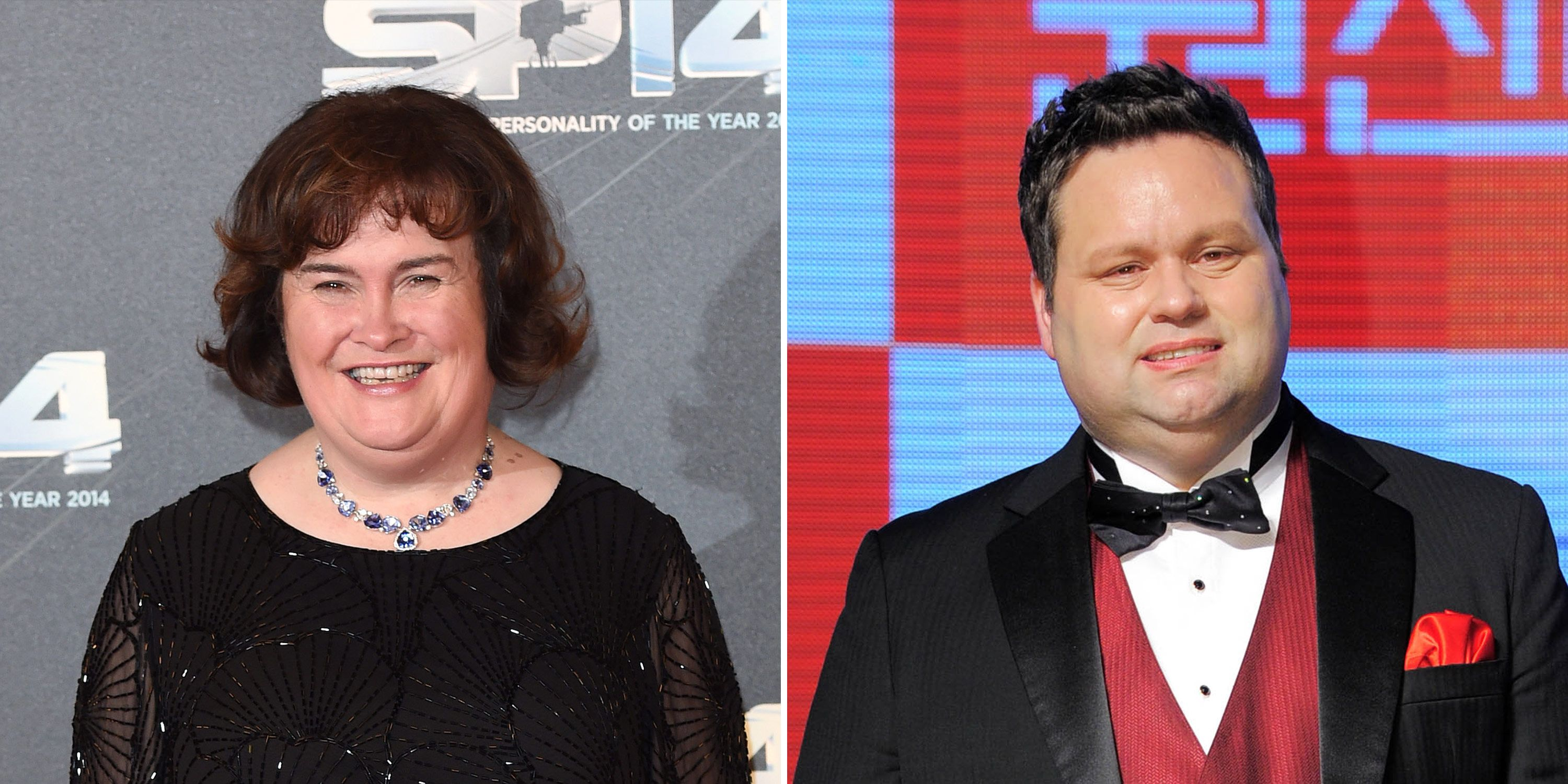 Susan Boyle Paul Potts, Americas Got Talent: Champions