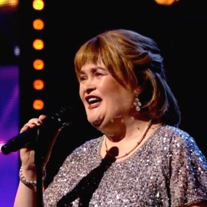 Susan Boyle makes sensational Britain's Got Talent comeback