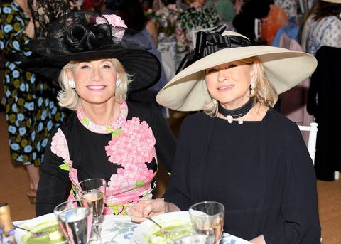Central Park Hat Lunch 2019
