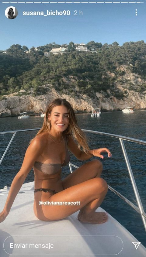 susana bicho y su bikini de olivia  prescott