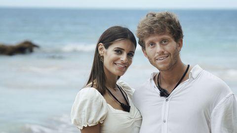 Gonzalo y Susana  GH 14 Isla de las Tentaciones