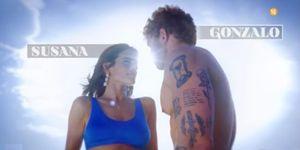 Susana y Gonzalo en La Isla de las Tentaciones