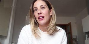 Susana Megan simula un embarazo con su novio, Manu lombardo, para su canal de MTMad