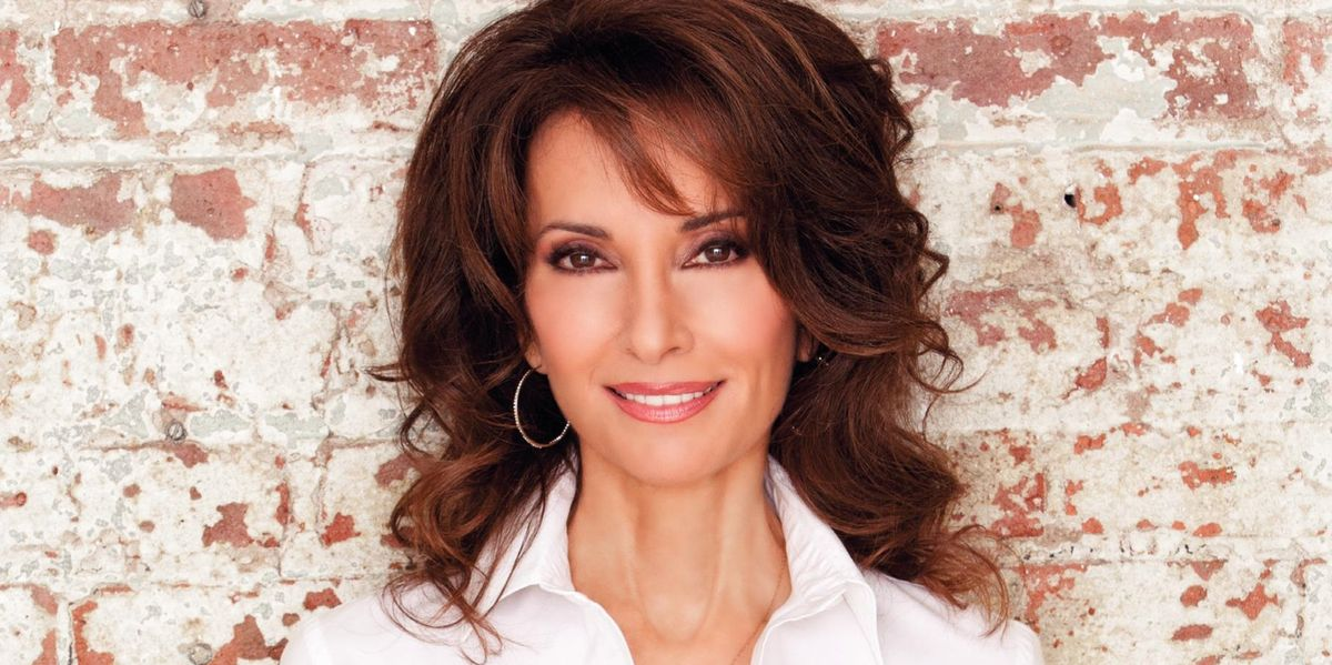 Susan Lucci Shares All About The Heart Scare That Sent Her