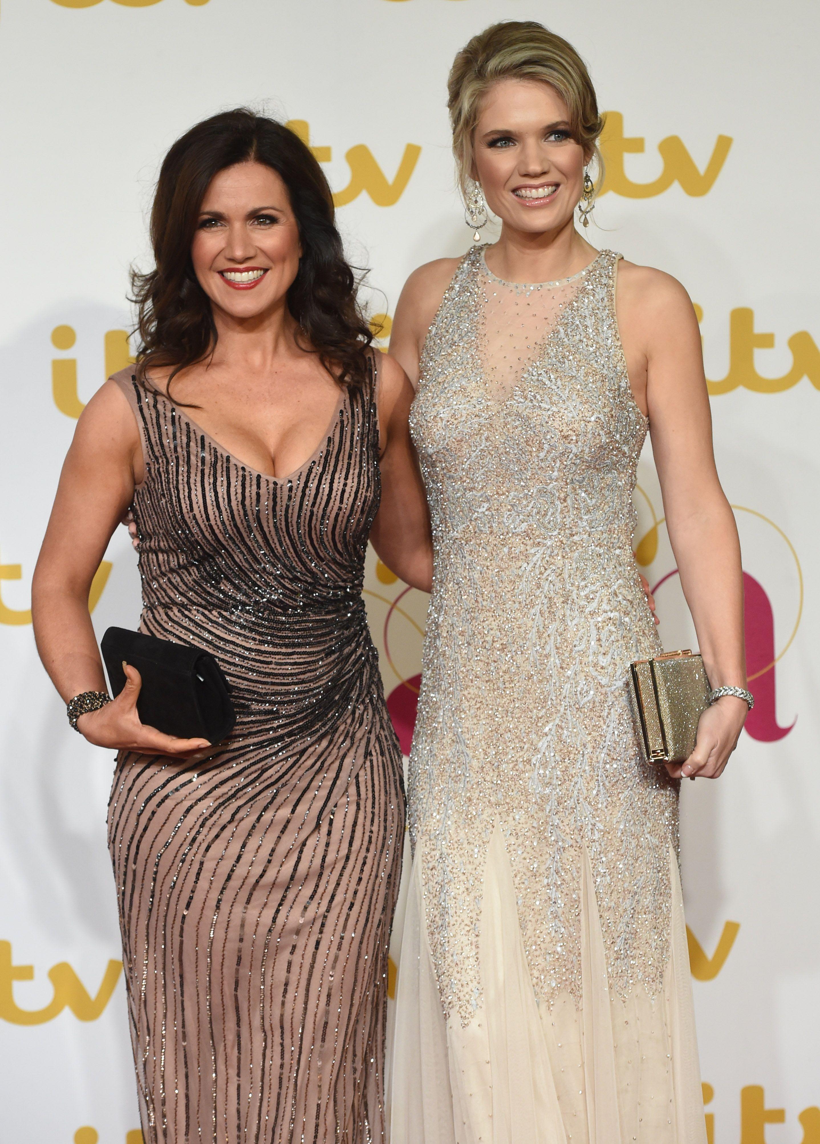 ITV presenters Susanna Reid and Charlotte Hawkins love this £25 on