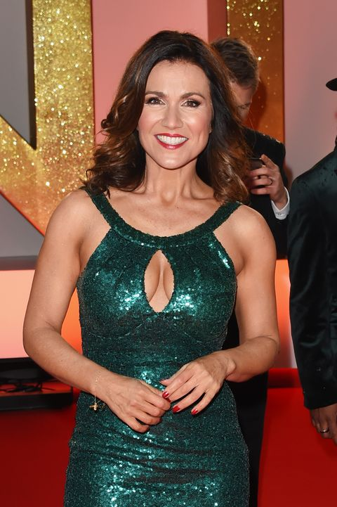 'Best dressed' Susanna Reid wore a stunning £79 evening dress to the NTAs