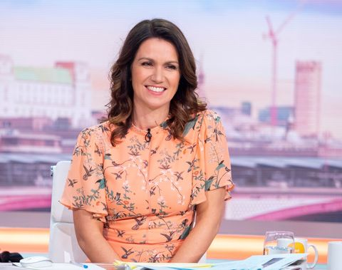 dcf8712ff4c Susanna Reid wears the perfect summer floral dress from Oasis