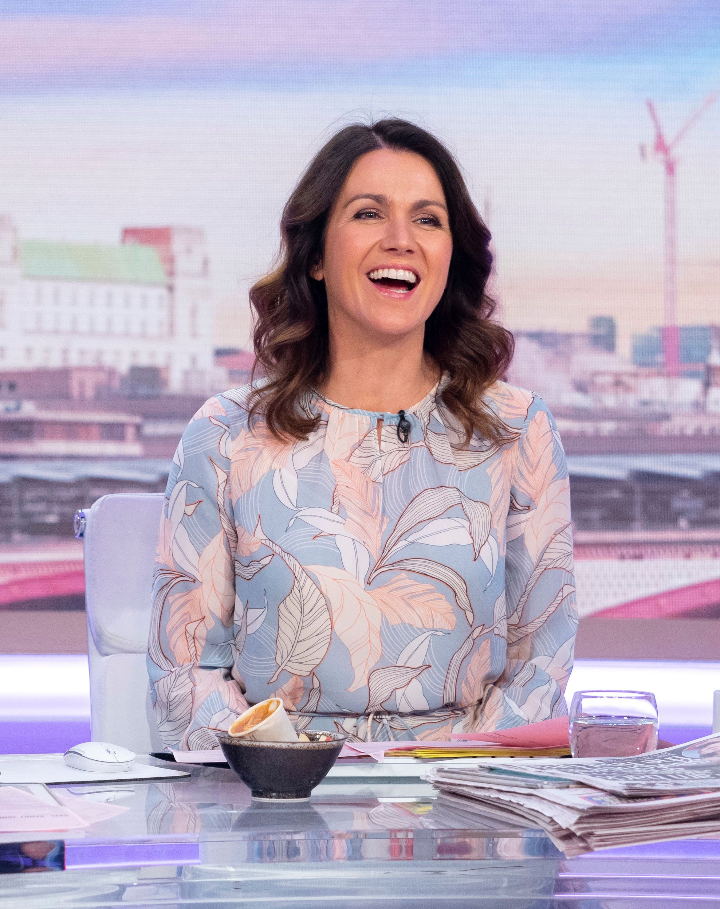 Good Morning Britain's Susanna Reid shares amazing throwback photo