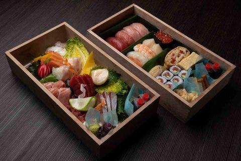 sushi okura at home