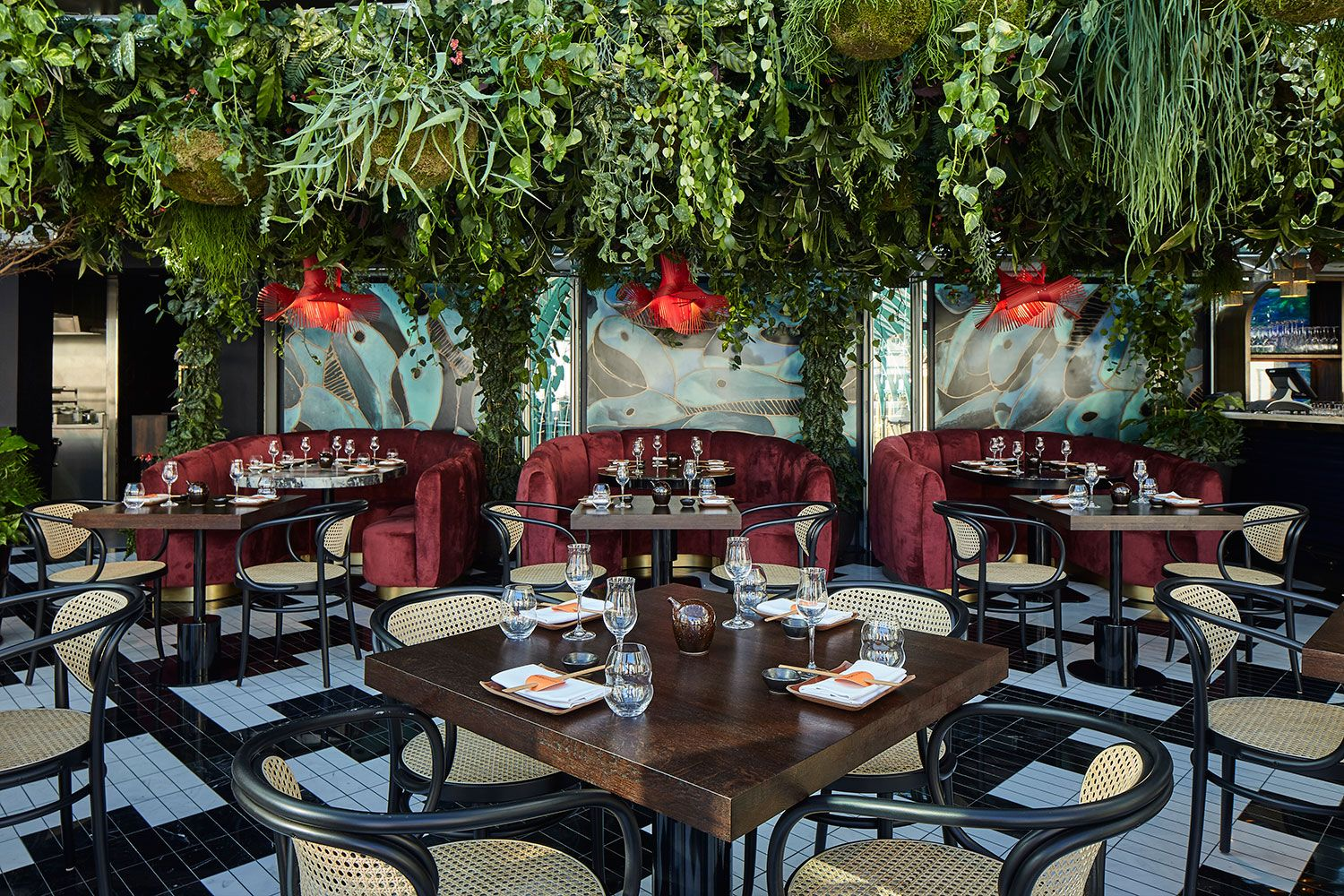 Does Sushisamba's new Covent Garden location live up to its first?