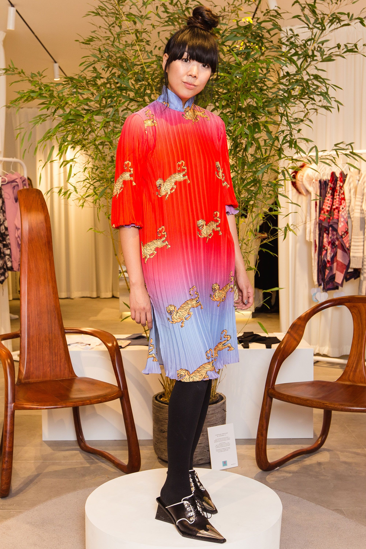 Celebrating Chinese fashion at Bicester Village