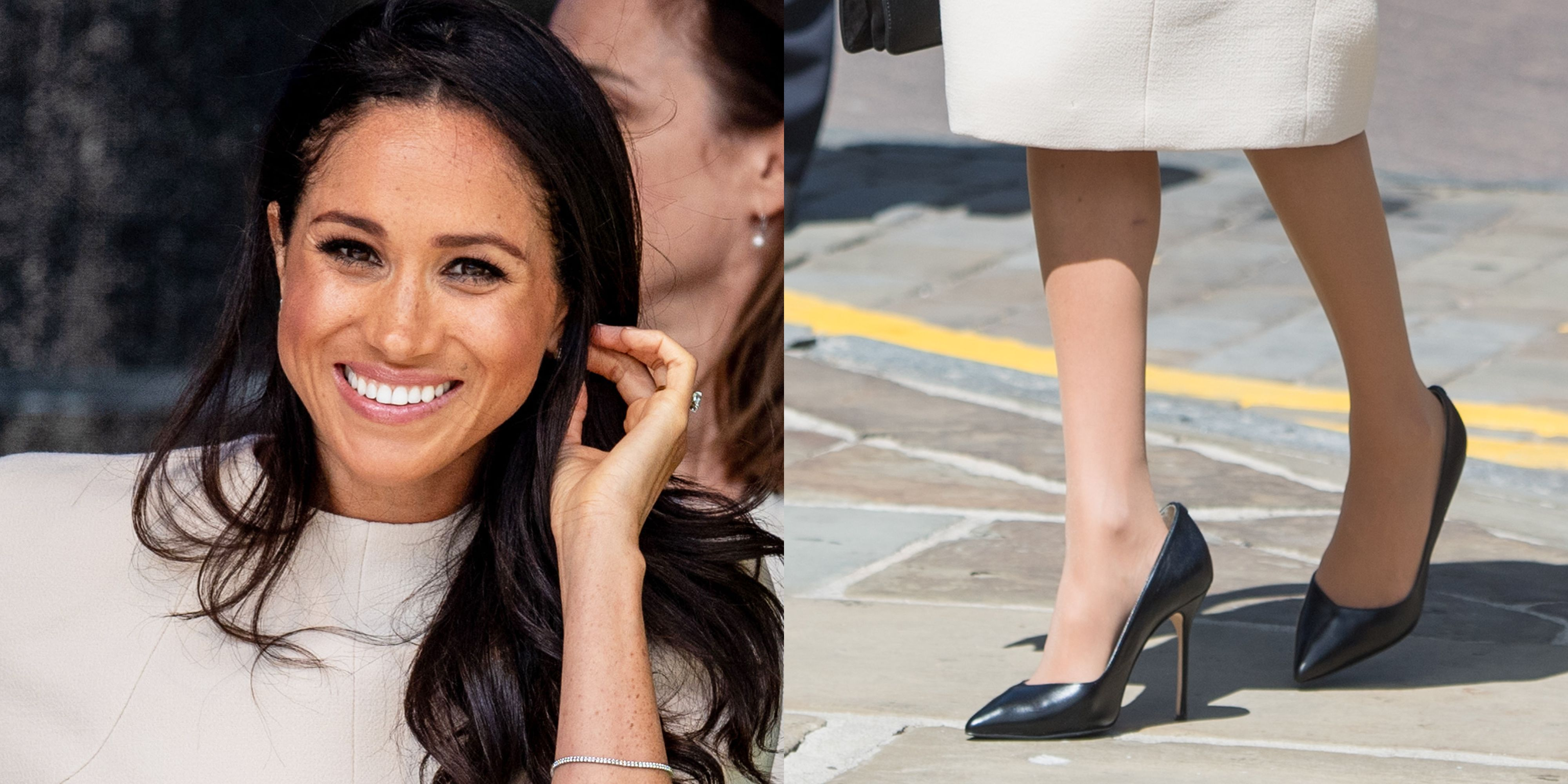 Why Supqzvm Too Markle Big Shoes Wears Are Meghan FKu3TlJc1