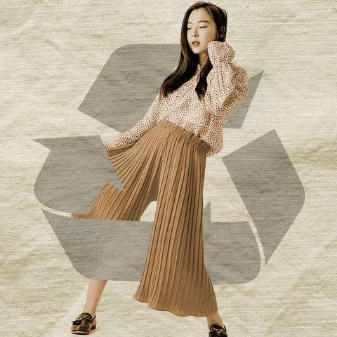 Clothing, Dress, Fashion, Beauty, Outerwear, Fashion model, Fashion design, Costume design, Formal wear, Beige,