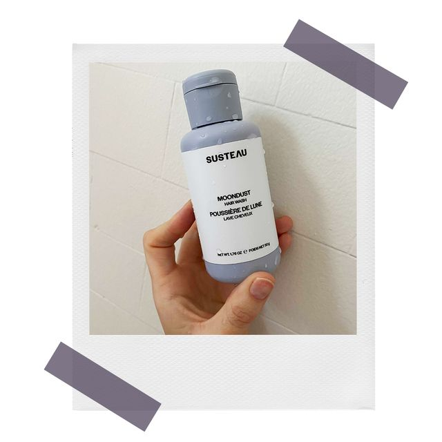 susteau moondust hair wash