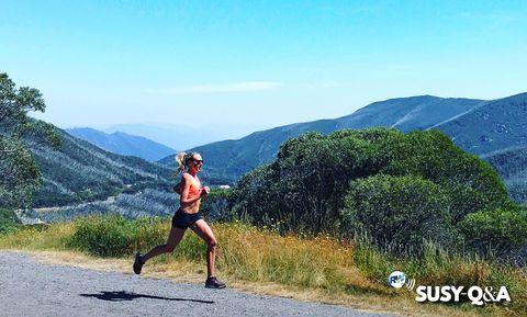 Aflevering 9: Susan over slangen en halve marathon