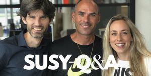 podcast olivier heimel susan krumins Greg van Hest