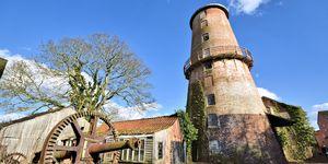 Sutton Windmill - North Norfolk - exterior - IAM Sold