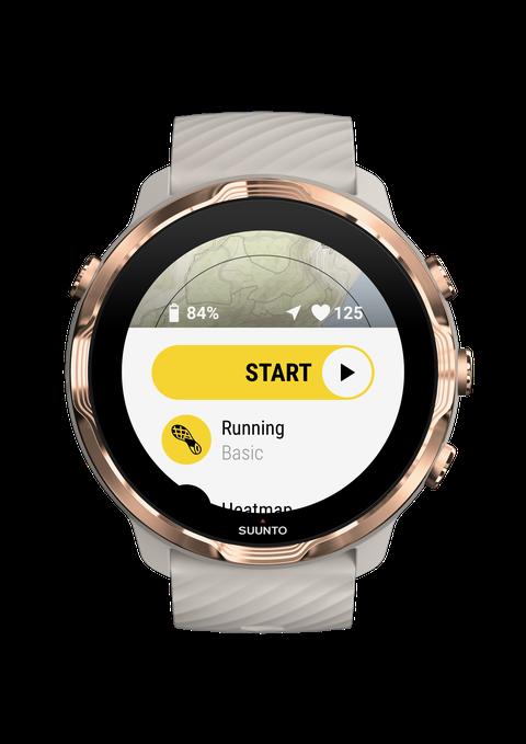 Suunto 7 es un reloj inteligente y deportivo, capaz de adaptarse a cada actividad.