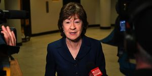 Senator Susan Collins Delivers Remarks at the Maine Chiefs of Police Association Winter Conference at the DoubleTree by Hilton Hotel in South Portland