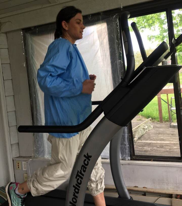Suzi Swinehart Won't Let a Lupus Flare Keep Her Out of Badwater 135