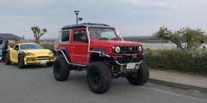 Suzuki Jimny Monster Truck