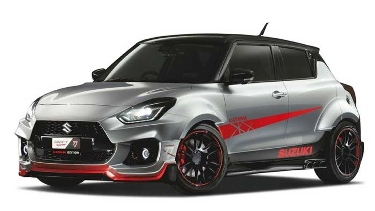 2020 New Suzuki Swift Sport Concept