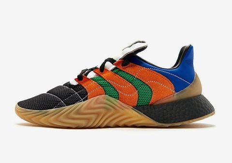 adidas sobakov boost, zapatillas mundial españa 82 naranjito