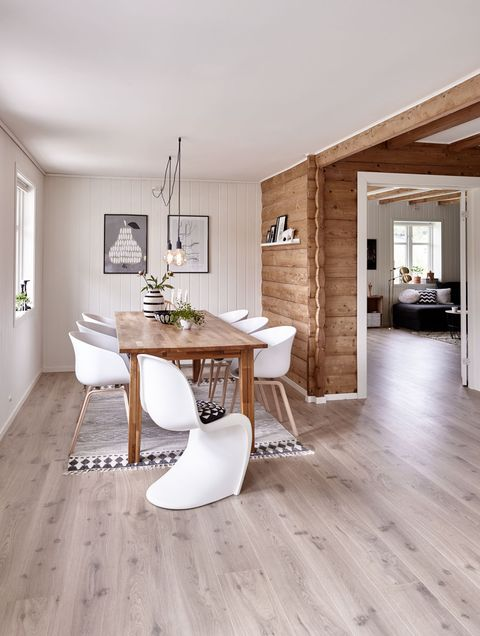 ©Sveinung Bråthen Una casa de decoración nórdica