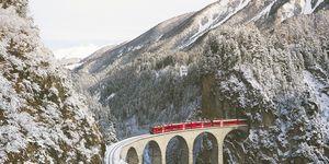 La Svizzera in inverno cosa vedere: le località e le escursioni più belle