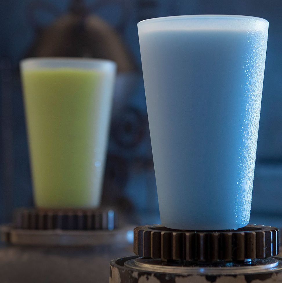 Disney Is Serving Up Blue and Green Milk at Star Wars: Galaxy's Edge