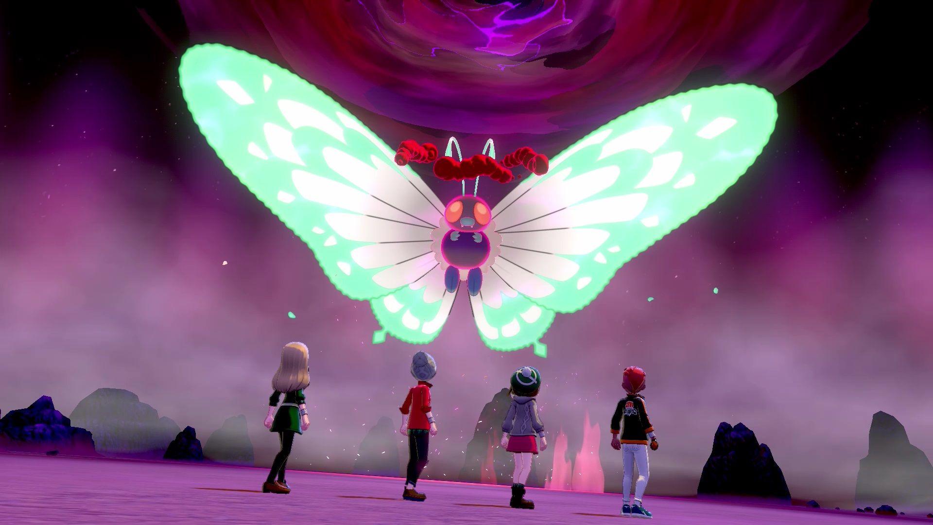Pokémon Sword/Shield – Golden Oldies, những bản nhạc của quá khứ