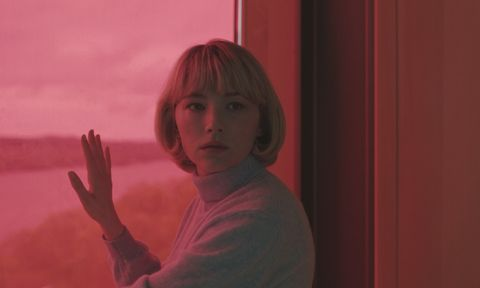 haley bennett en swallow