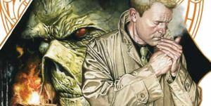 swamp thing cancelacion liga justicia oscura
